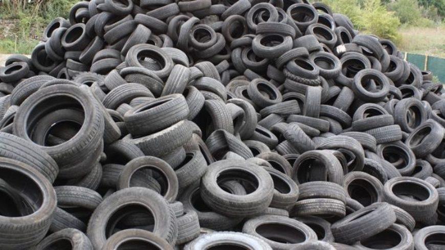 PFU Pneumatici Fuori Uso: come si riciclano